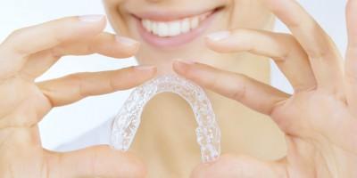 Zahnmedizinische Schienen