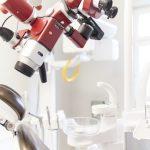 OP-Mikroskop und strahlenarmes digitales Röntgen